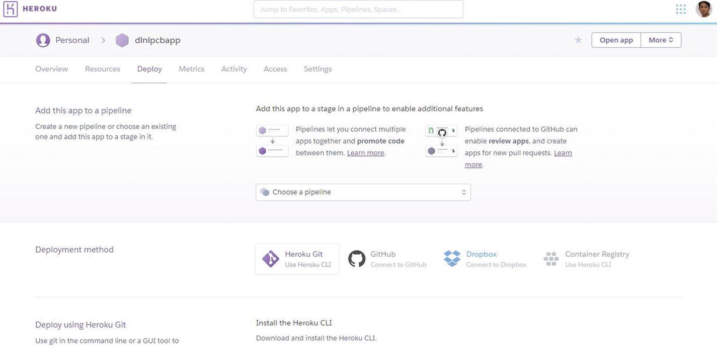 Developing a Chatbot | SpringerLink