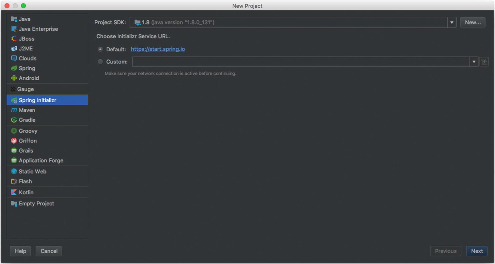 Java 8 Update 131
