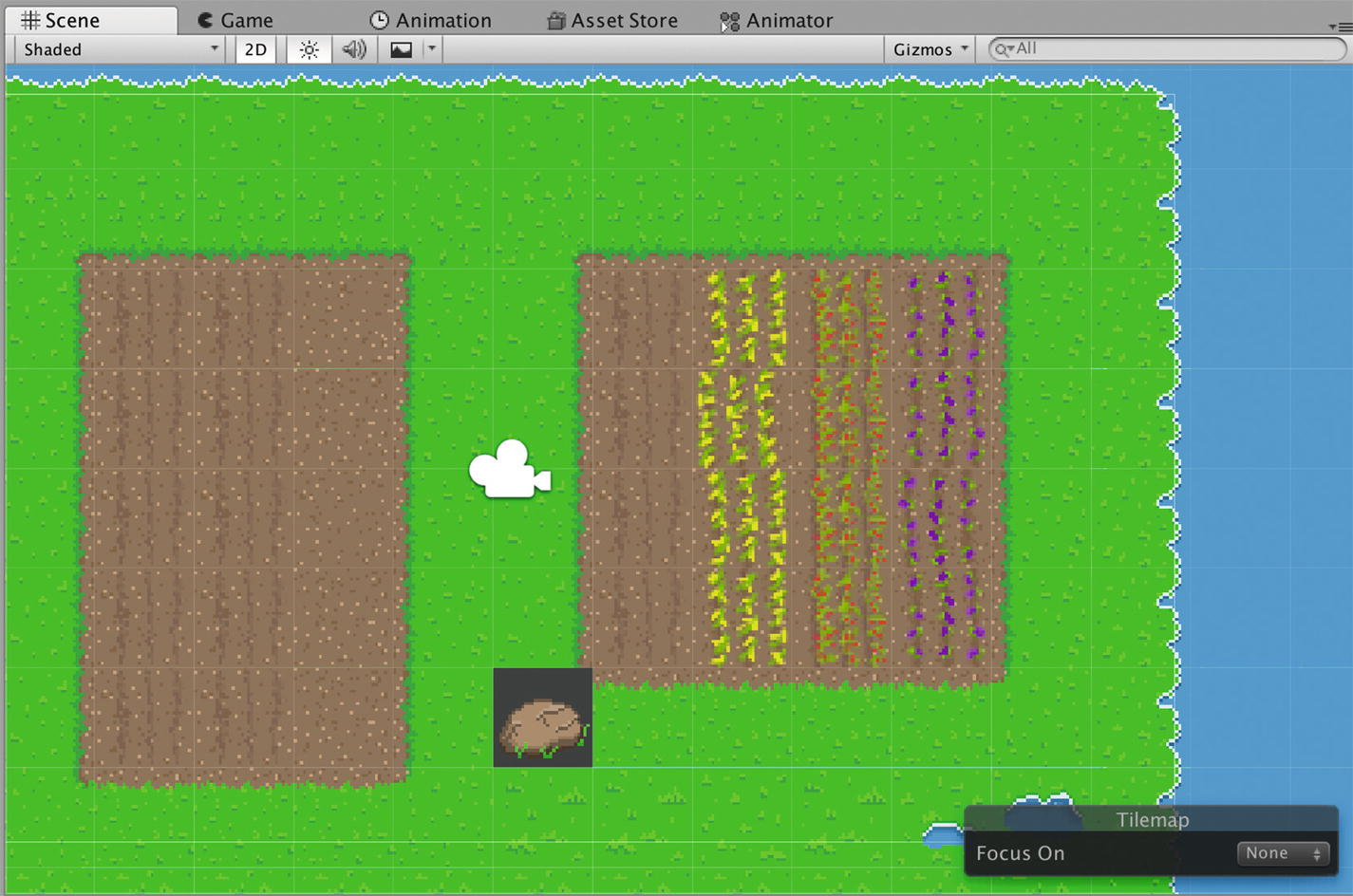 Unity 2d Make Sprite Follow Path