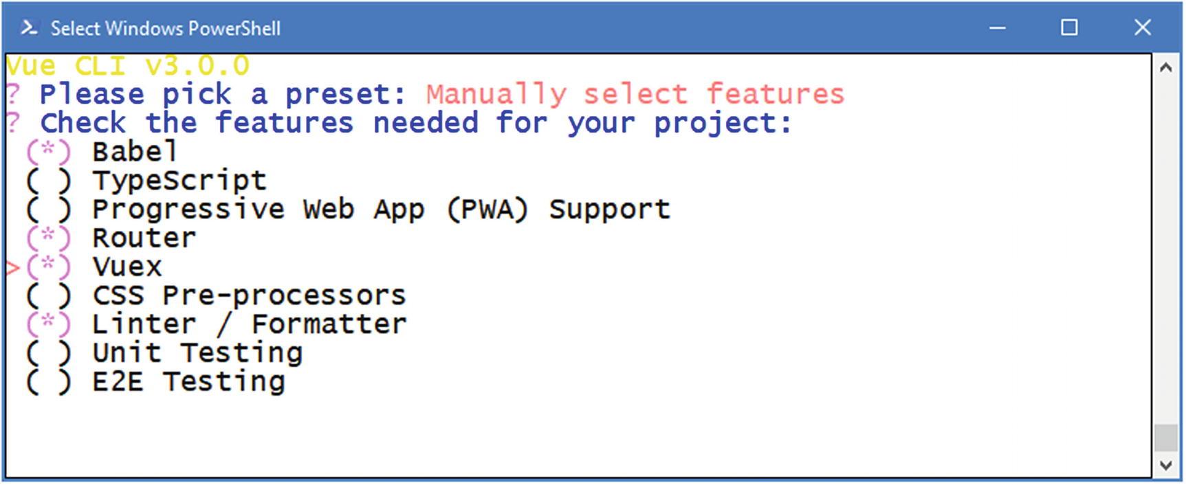 Understanding Vue js Projects and Tools   SpringerLink