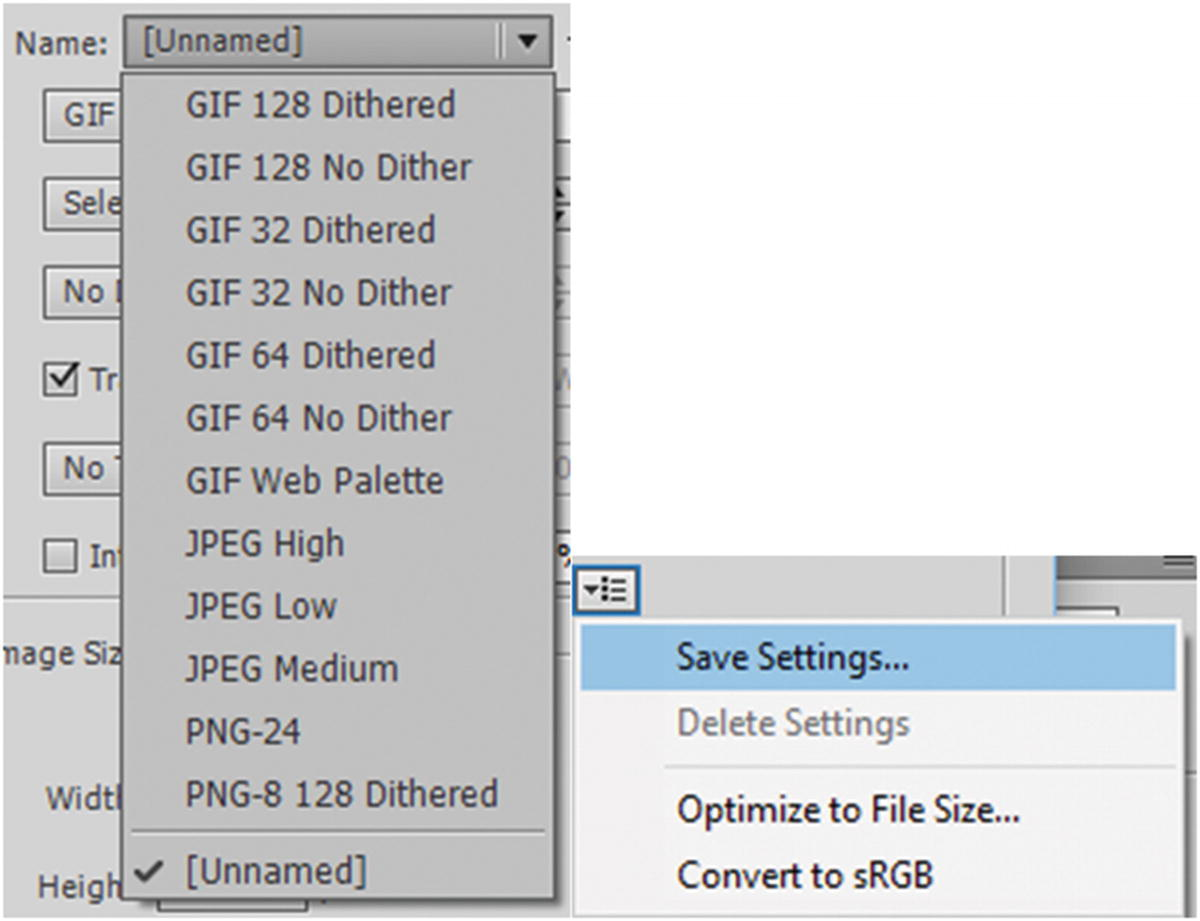 Exporting Your Files to the Web | SpringerLink