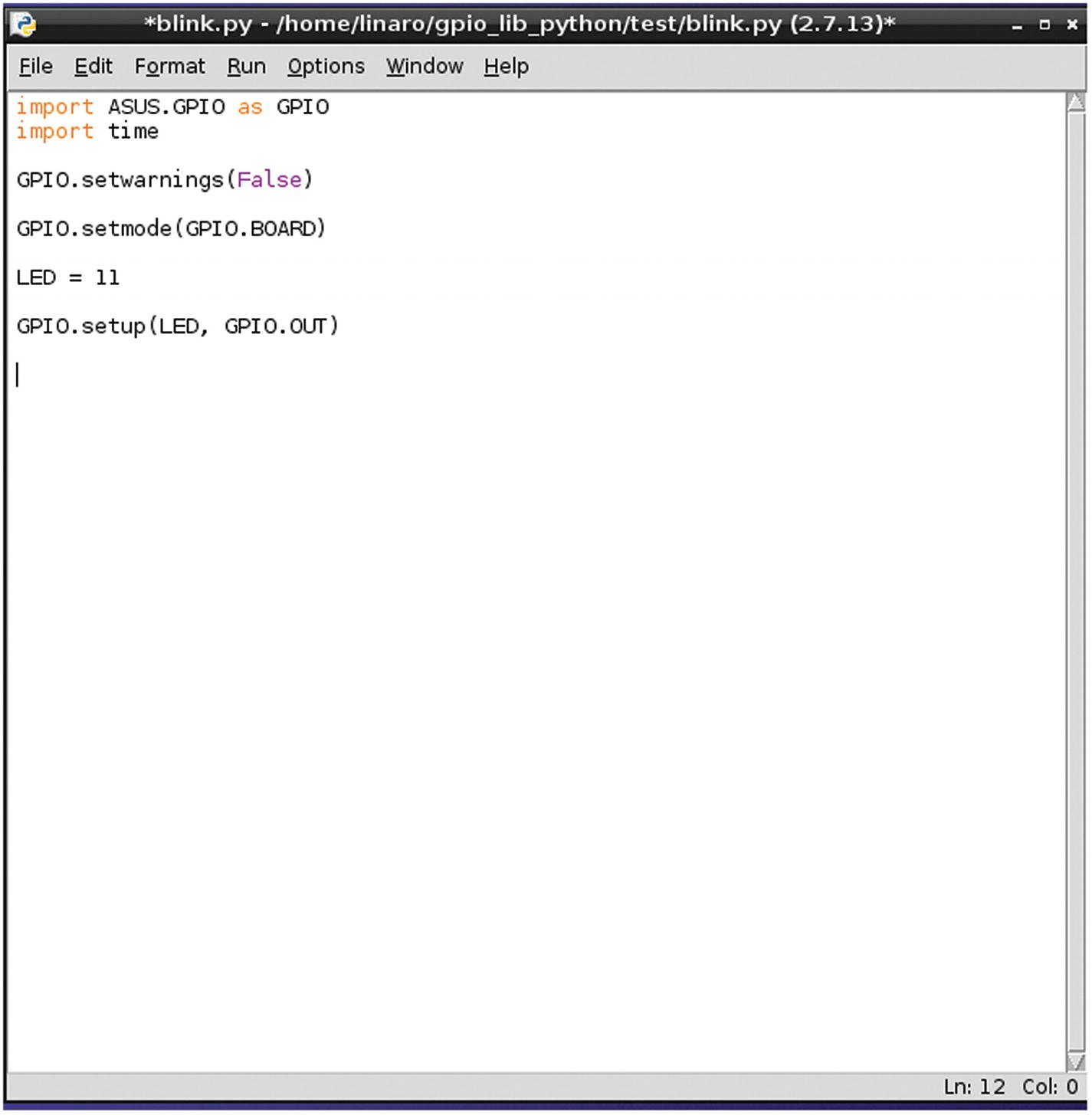 Programming with the GPIO Pins | SpringerLink