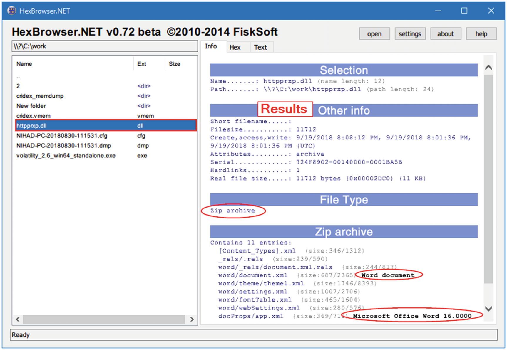 Windows Forensics Analysis Springerlink