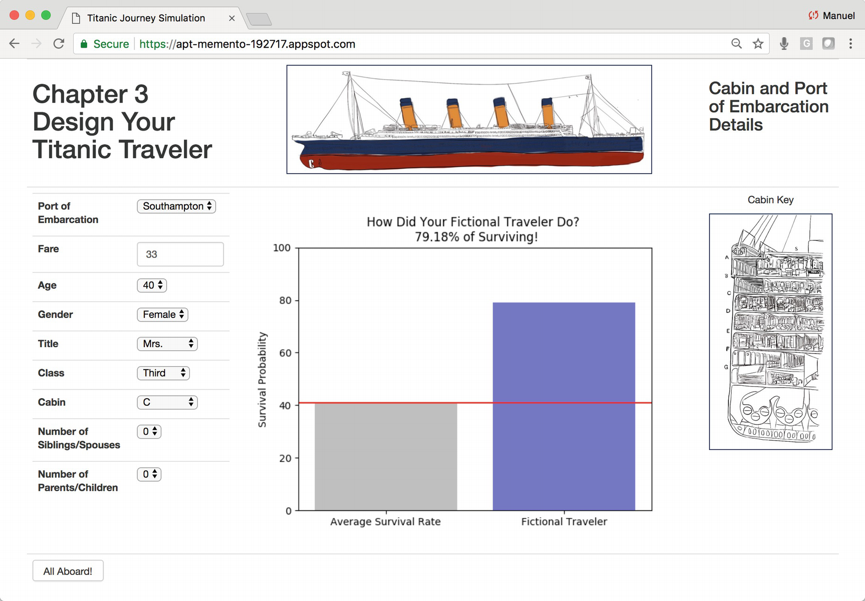 Real-Time Intelligence with Logistic Regression on GCP