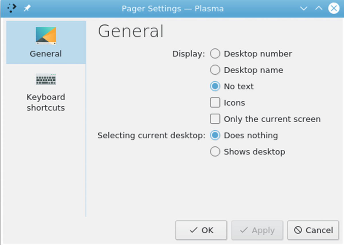 Plasma Desktop: The K Desktop Environment (KDE) | SpringerLink