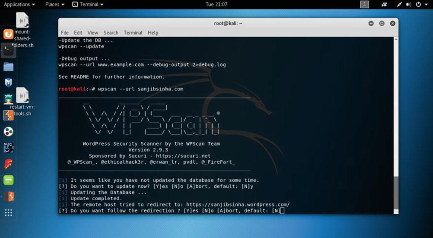 Kali Linux from the Inside Out | SpringerLink