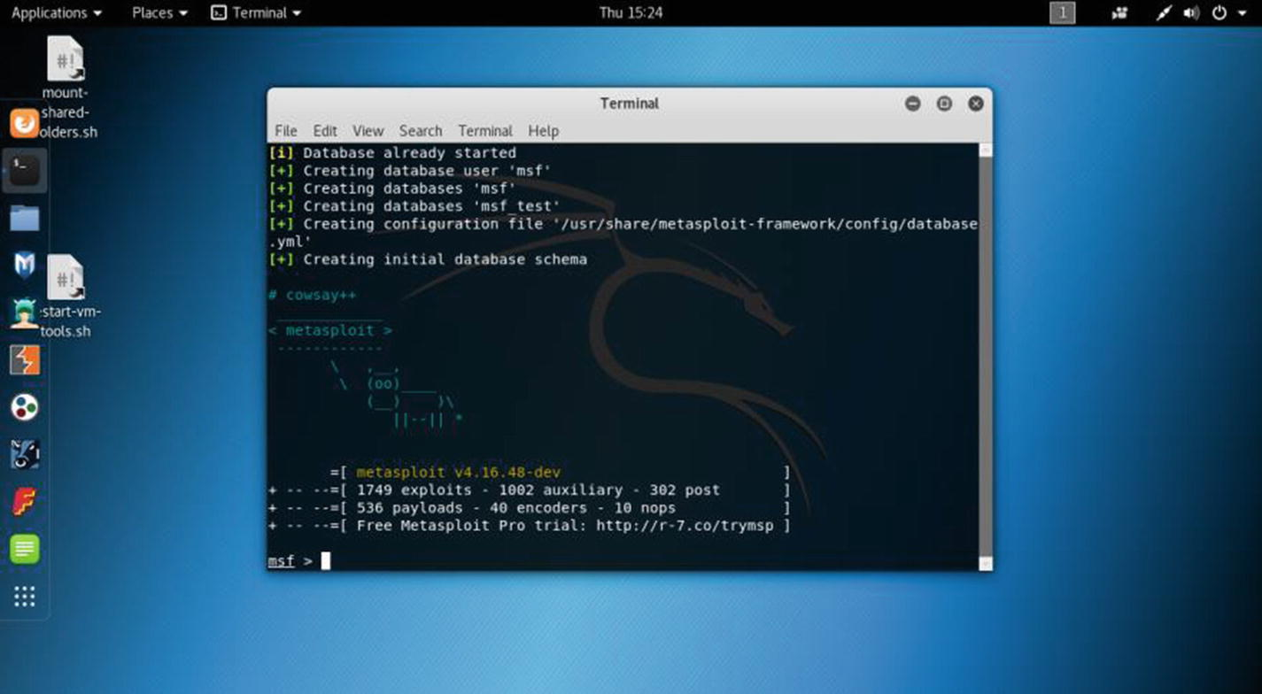 Kali Linux from the Inside Out | SpringerLink