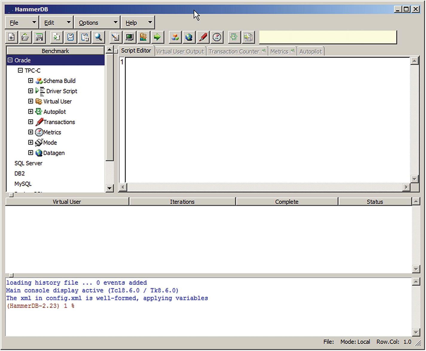 Benchmarking Tools   SpringerLink