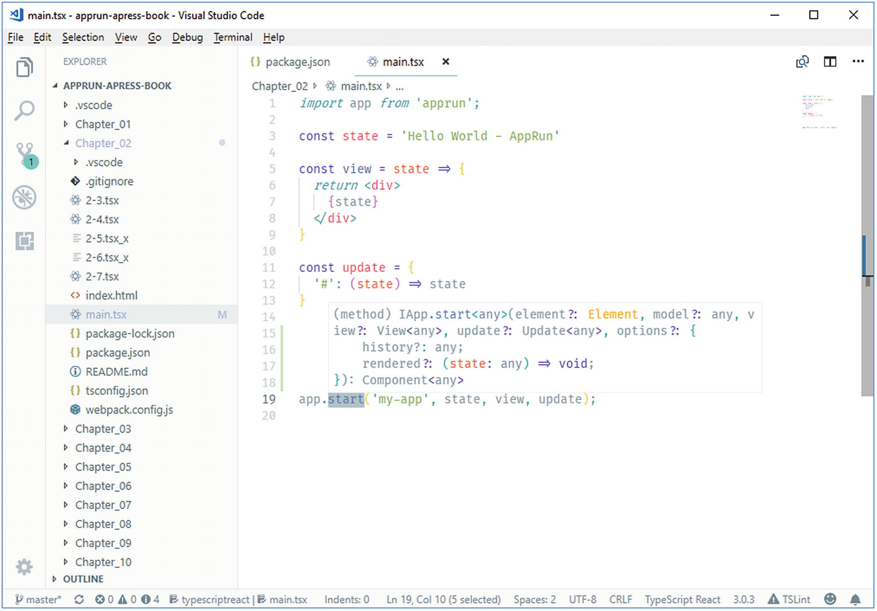 AppRun Development Environment | SpringerLink