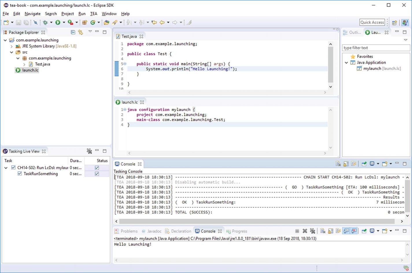 LcDsl Integration   SpringerLink