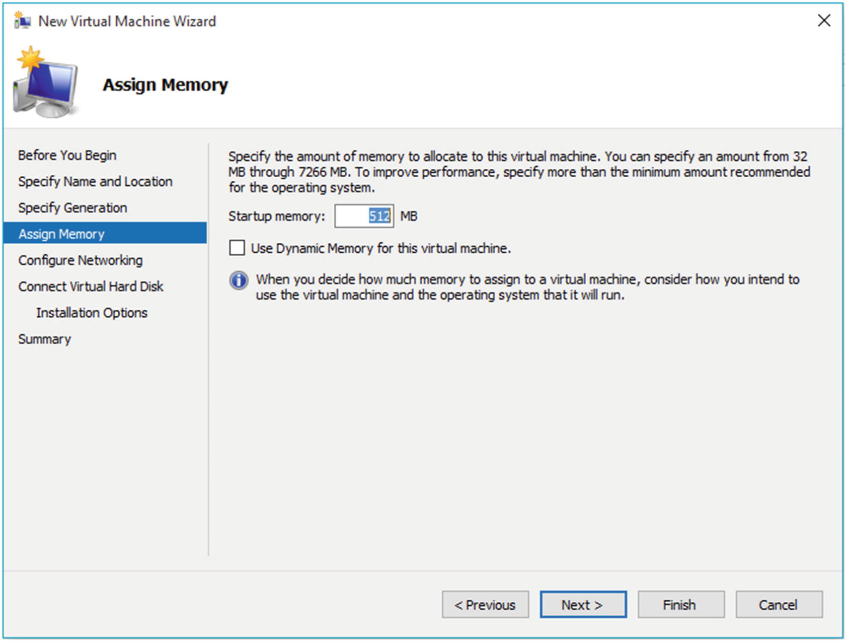 Creating Your First Hyper-V Virtual Machine | SpringerLink
