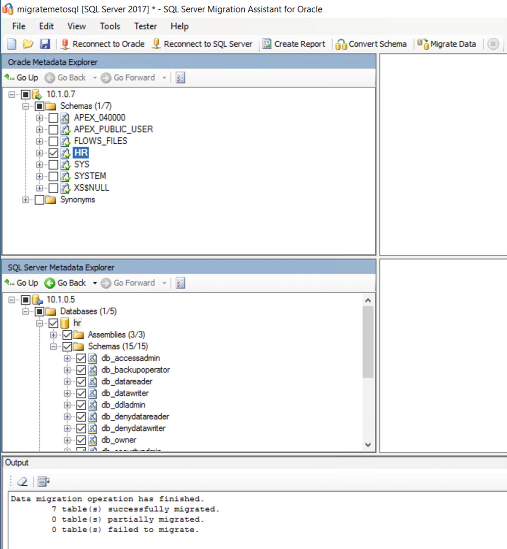 All of the following are stages of sql processing except