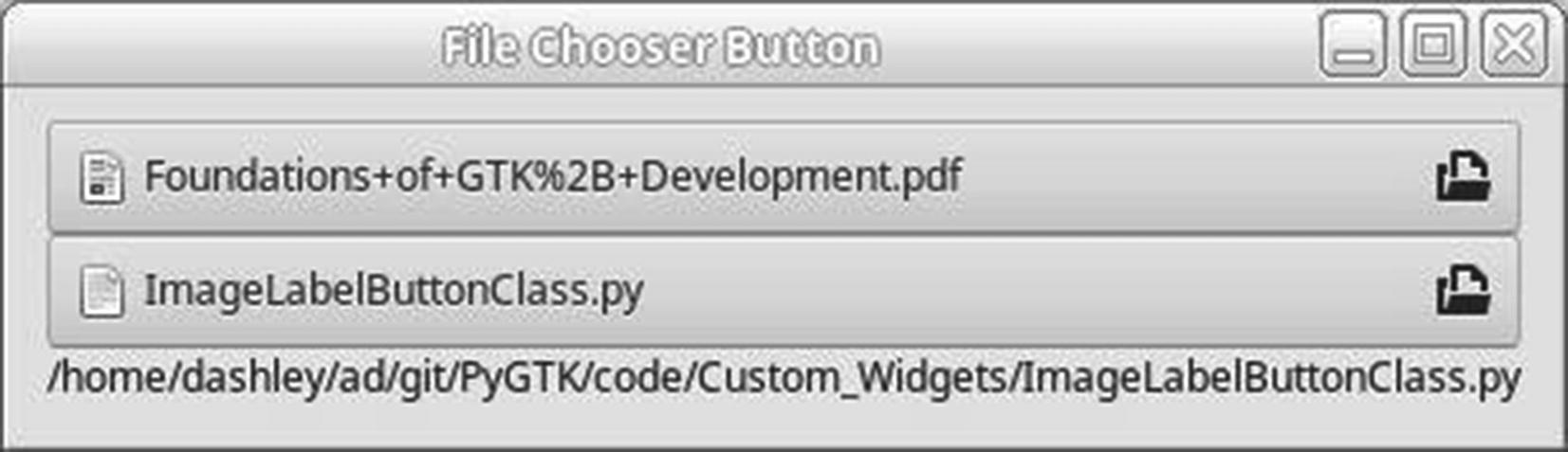 Basic Widgets Springerlink