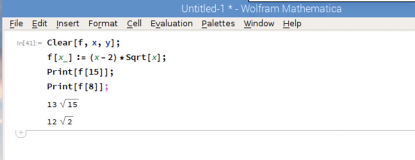 Computational Mathematics with the Wolfram Language and Mathematica