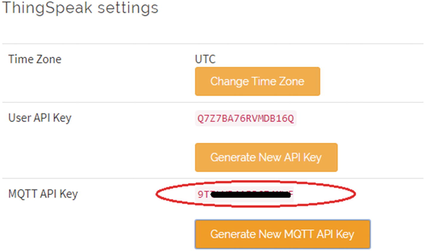 Connecting with IoT Servers Using MQTT | SpringerLink