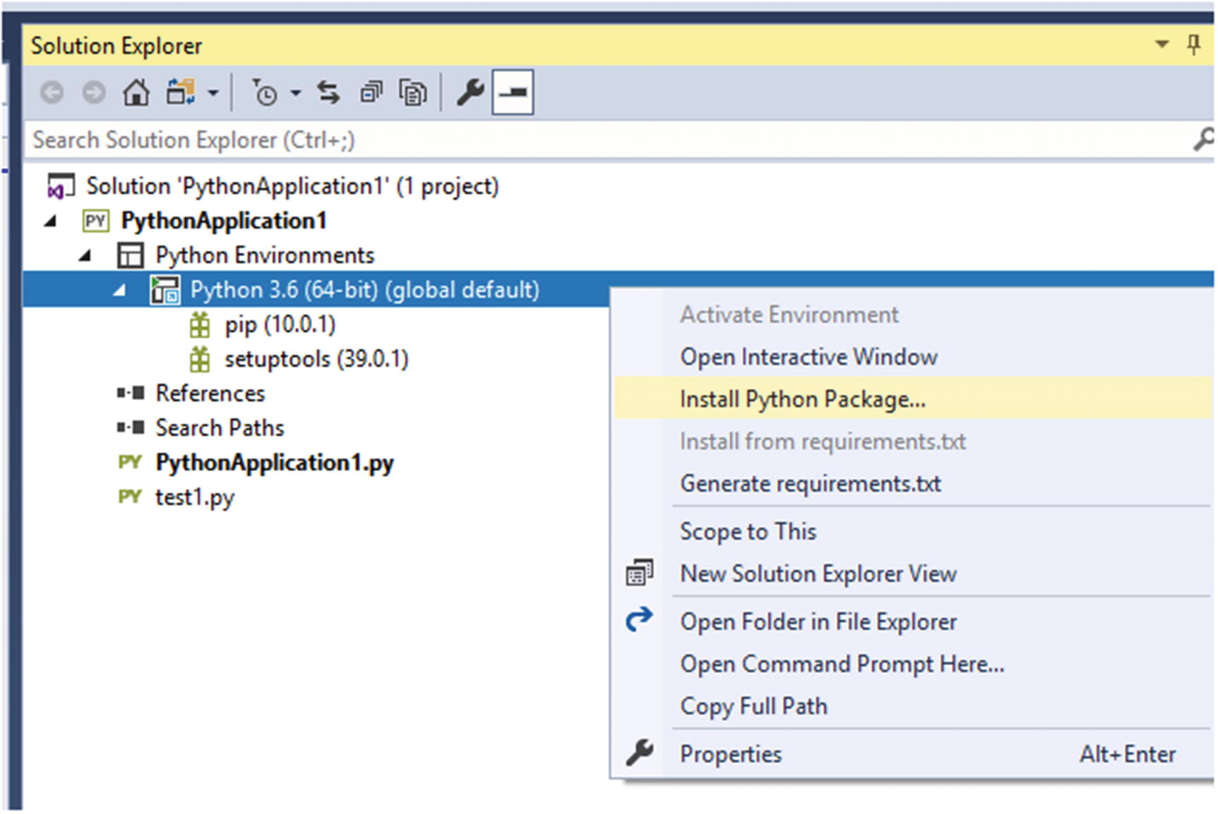Getting Started with Selenium and Visual Studio | SpringerLink