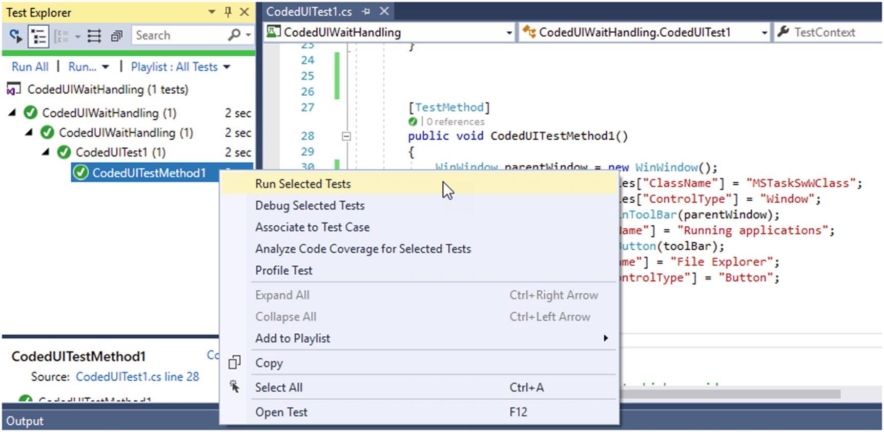 Functional Testing for Windows Apps | SpringerLink