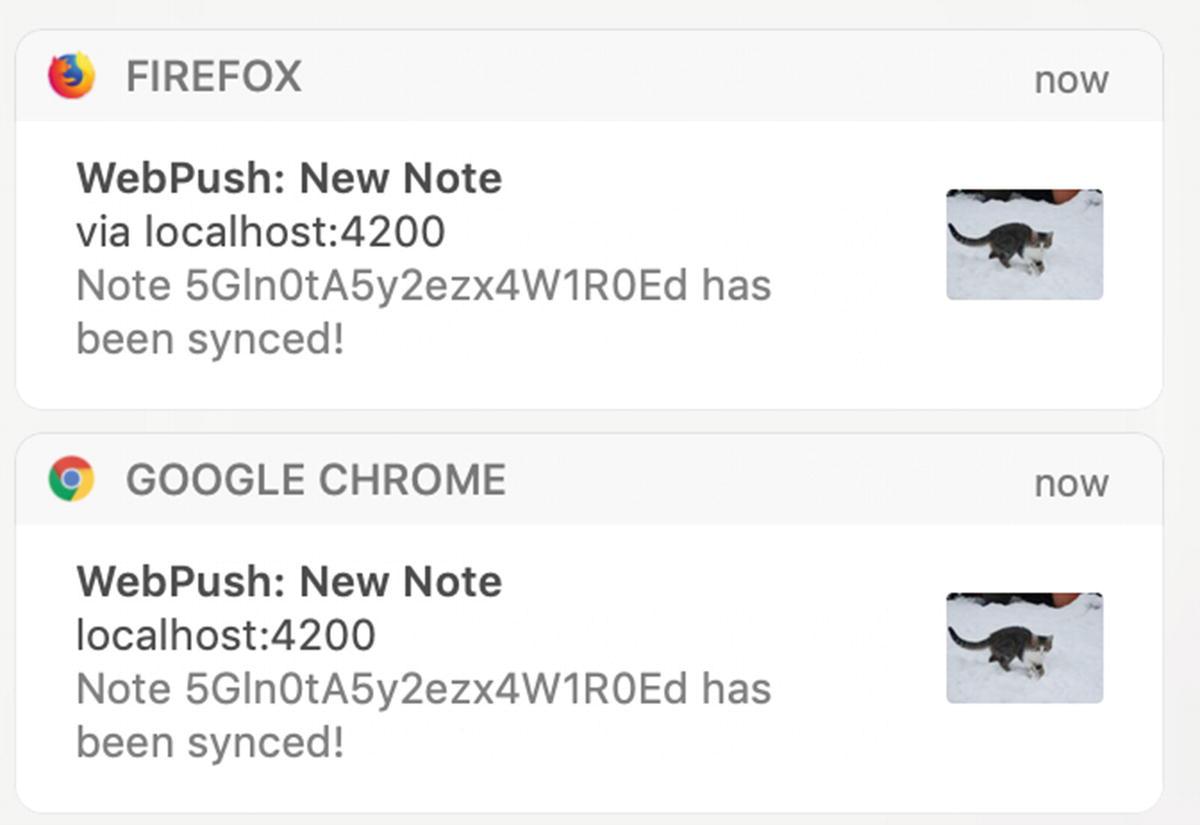 Push Notifications   SpringerLink