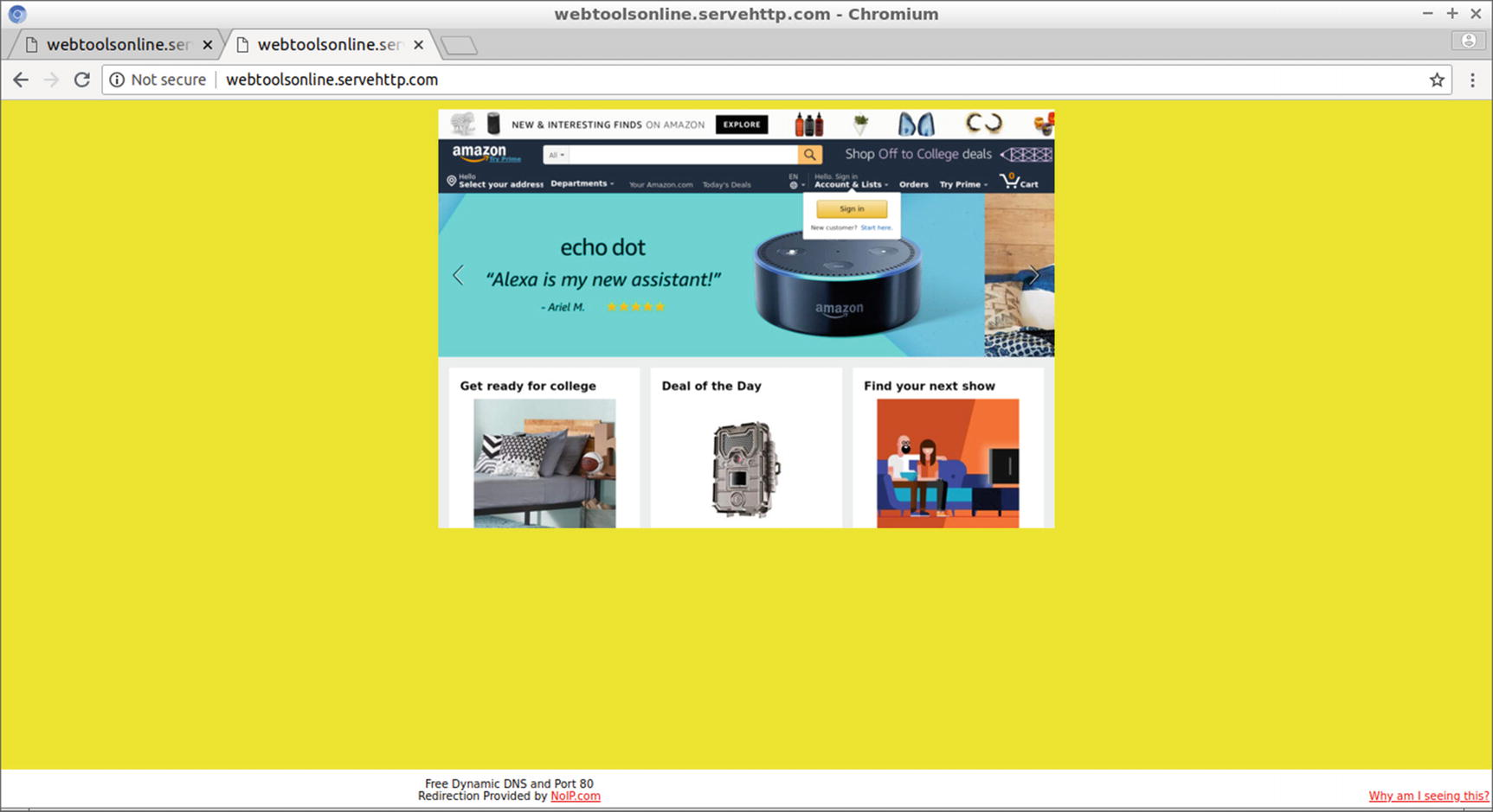 The Lighttpd Web Server | SpringerLink