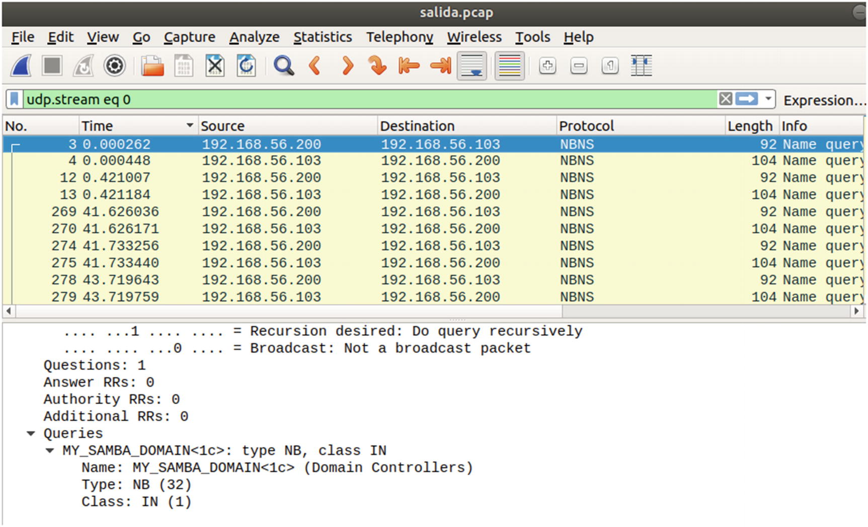 NetBIOS and WINS | SpringerLink