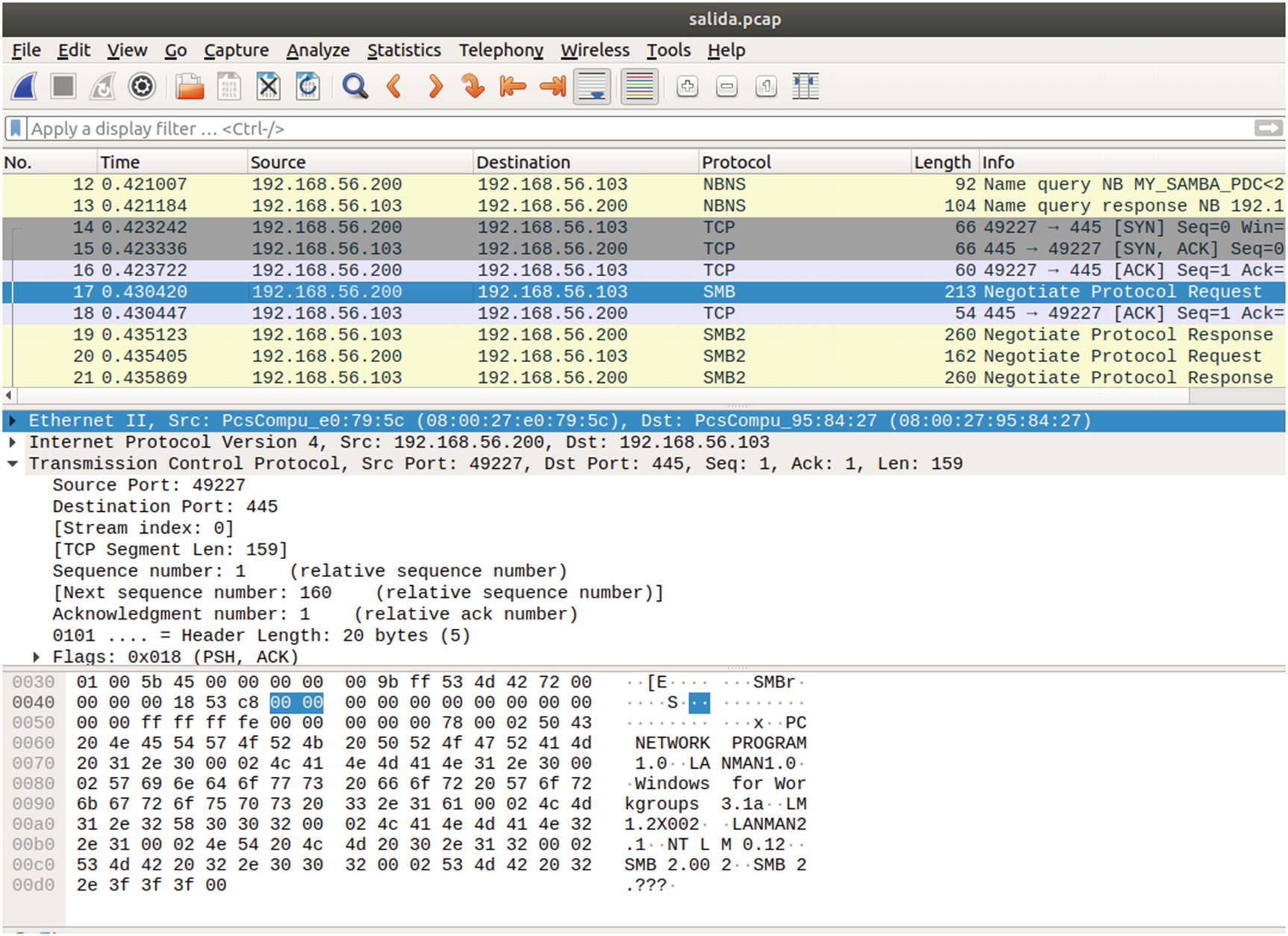 NetBIOS and WINS   SpringerLink