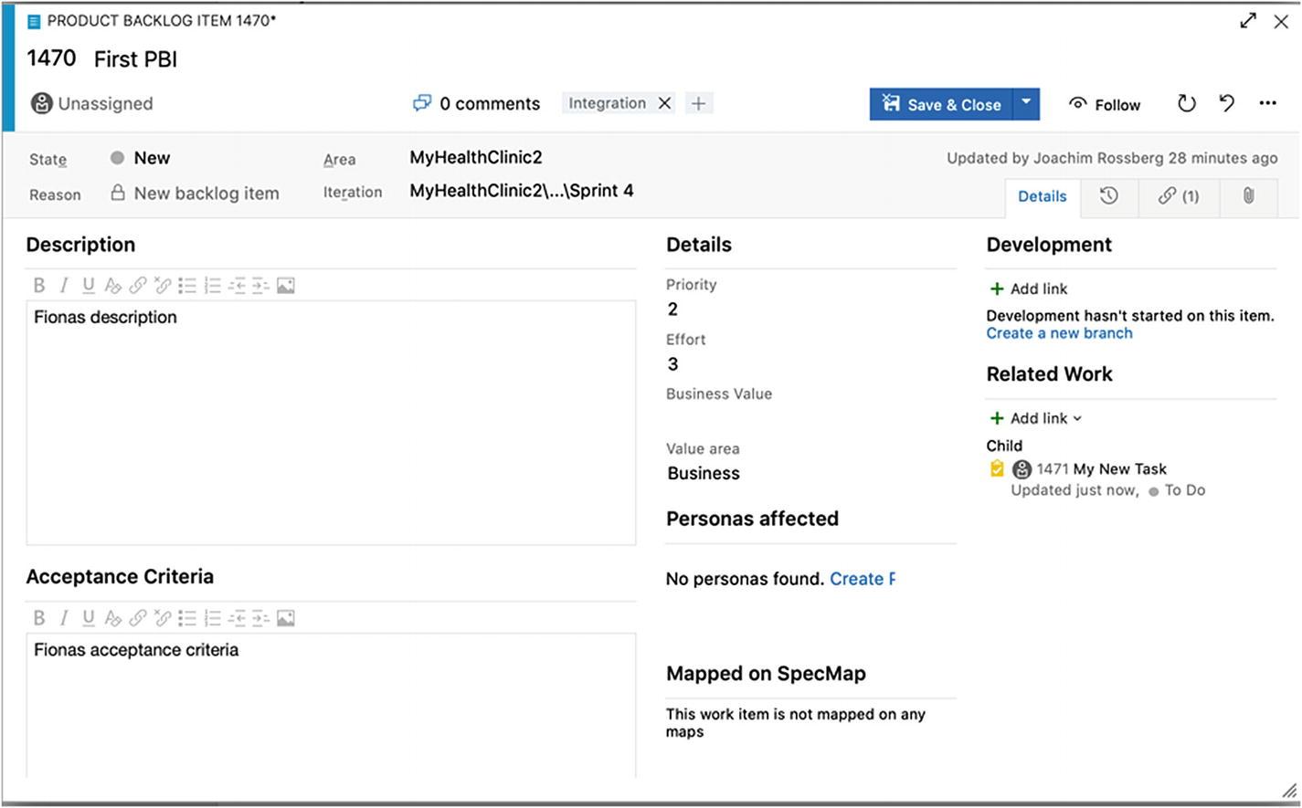 Agile Project Management in Azure DevOps and TFS | SpringerLink