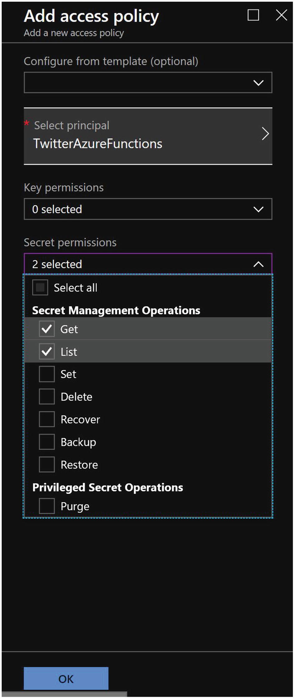 Handling Secrets and Exceptions in Azure Functions