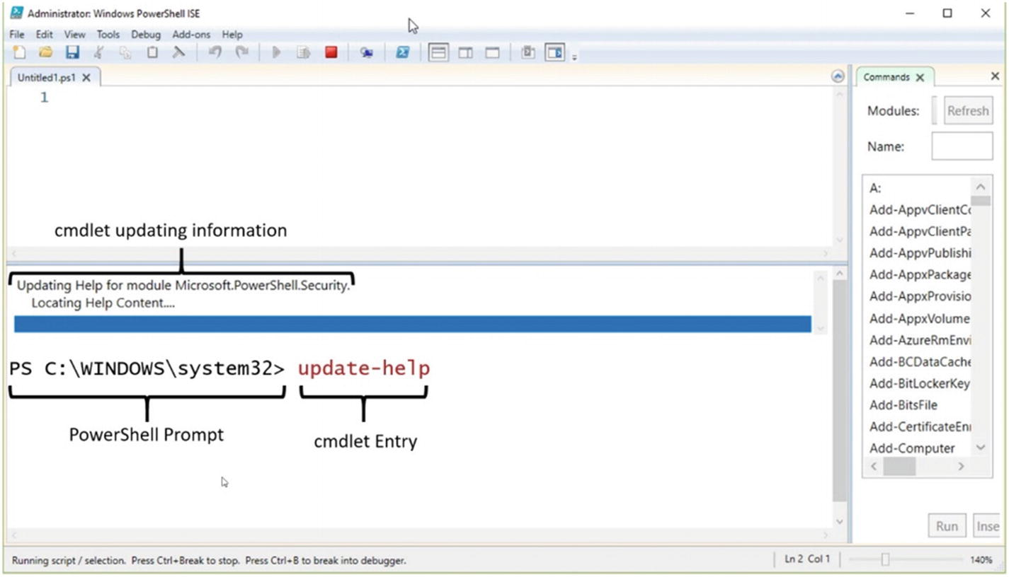 An Introduction to PowerShell for Investigators | SpringerLink