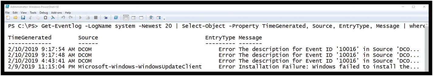 PowerShell Scripting Targeting Investigation | SpringerLink