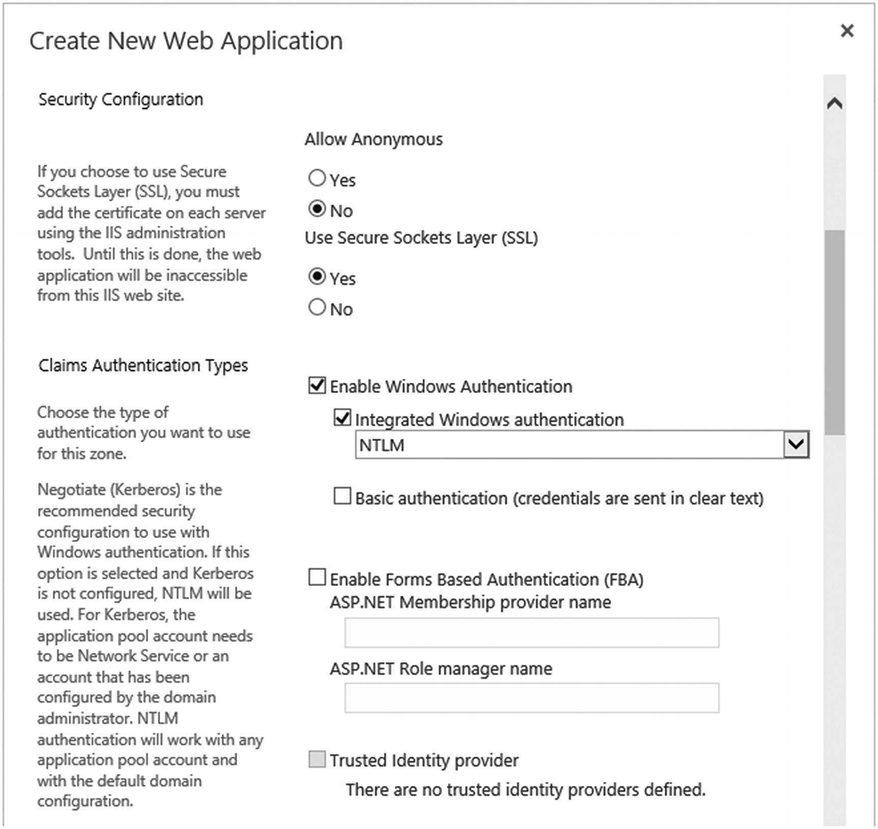 Creating Web Applications and Site Collections | SpringerLink