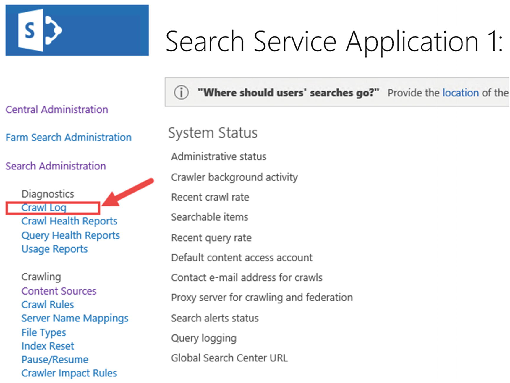 Configuring the Search Service Application | SpringerLink