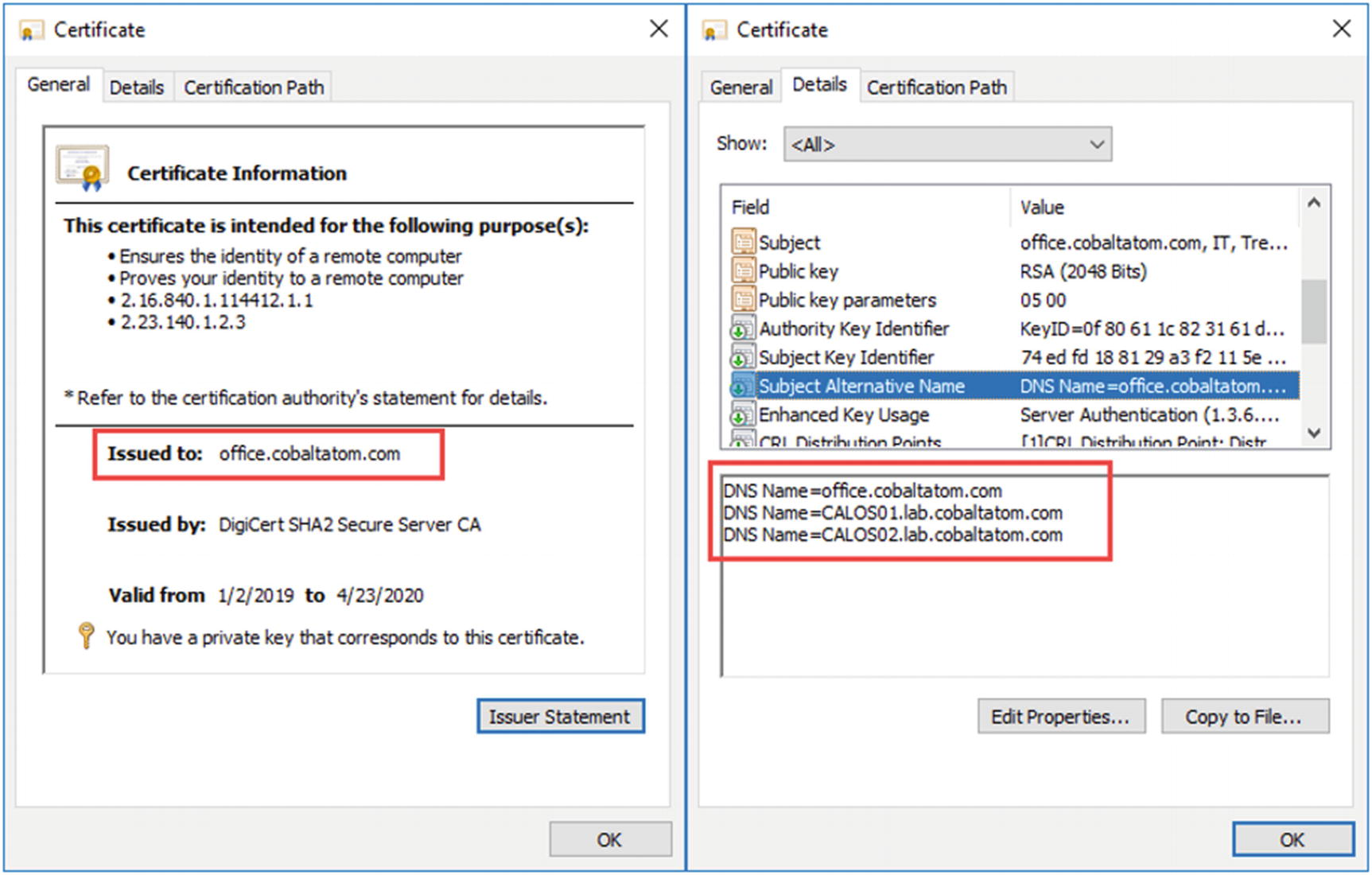 Configuring Office Online Server for SharePoint 2019