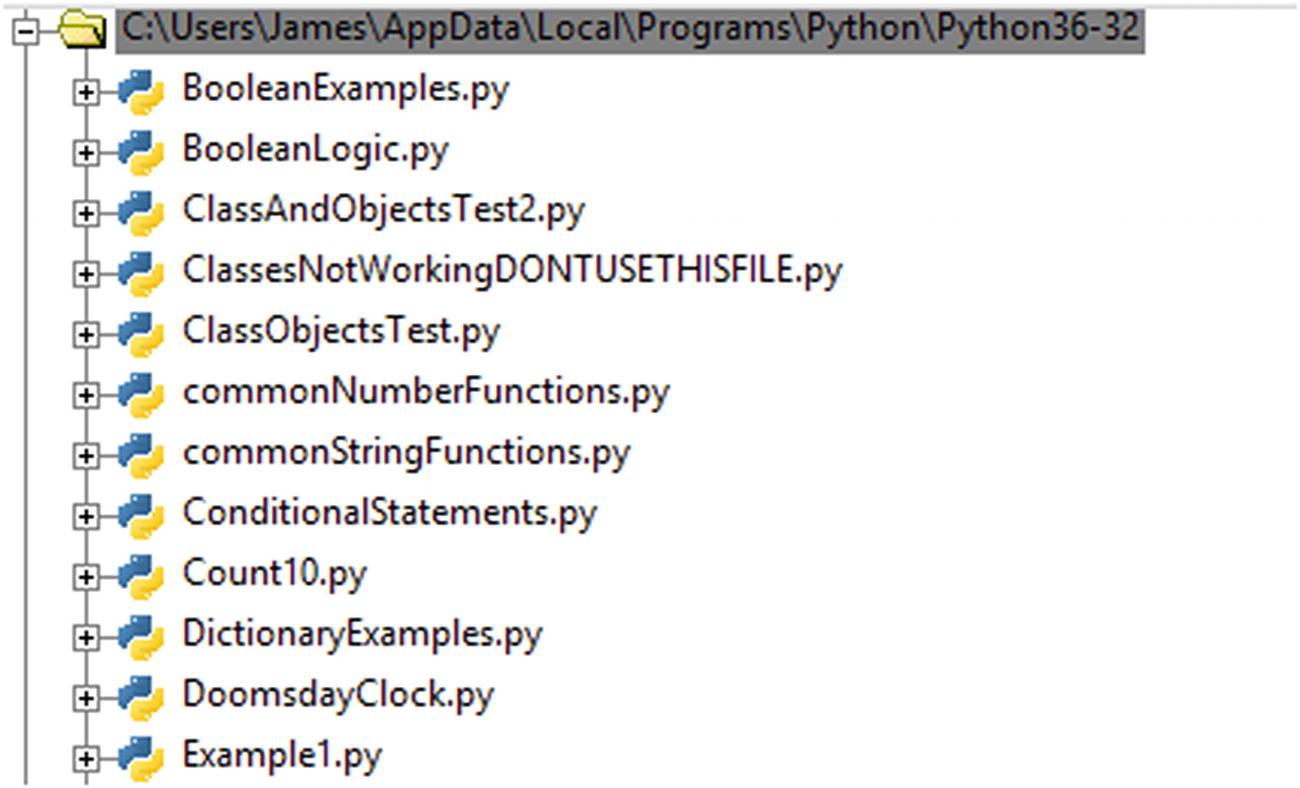 Python Files | SpringerLink
