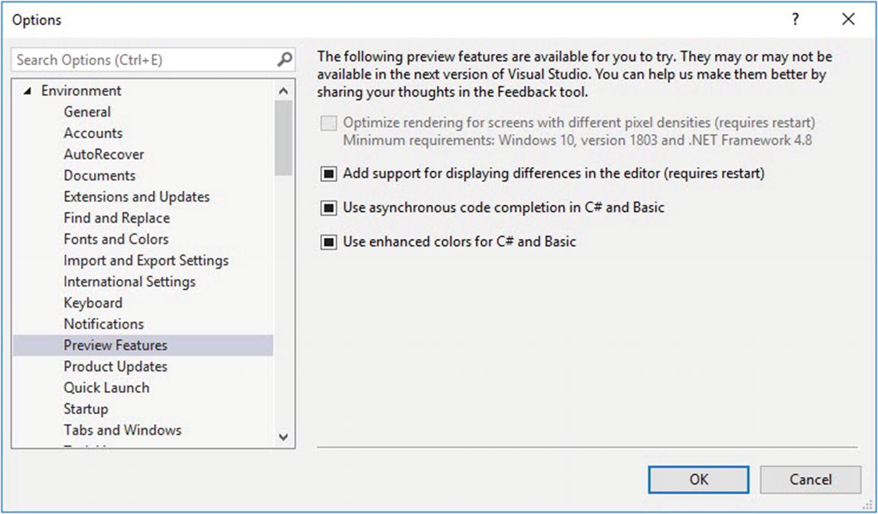 Being More Productive in Visual Studio | SpringerLink