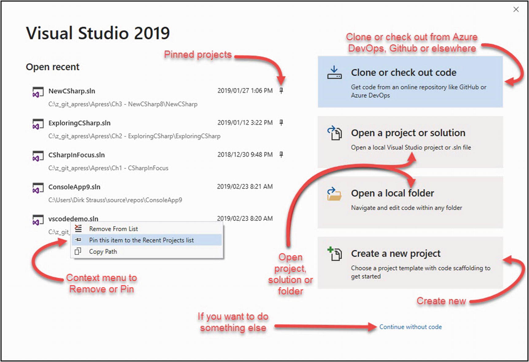 Being More Productive in Visual Studio   SpringerLink
