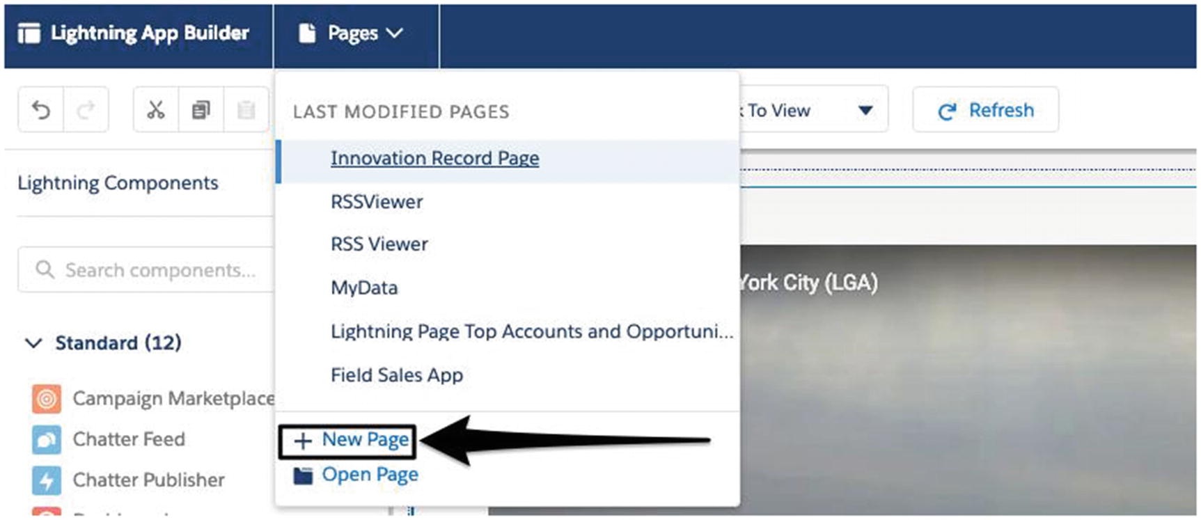 Using Lightning App Builder to Develop Declarative Apps | SpringerLink