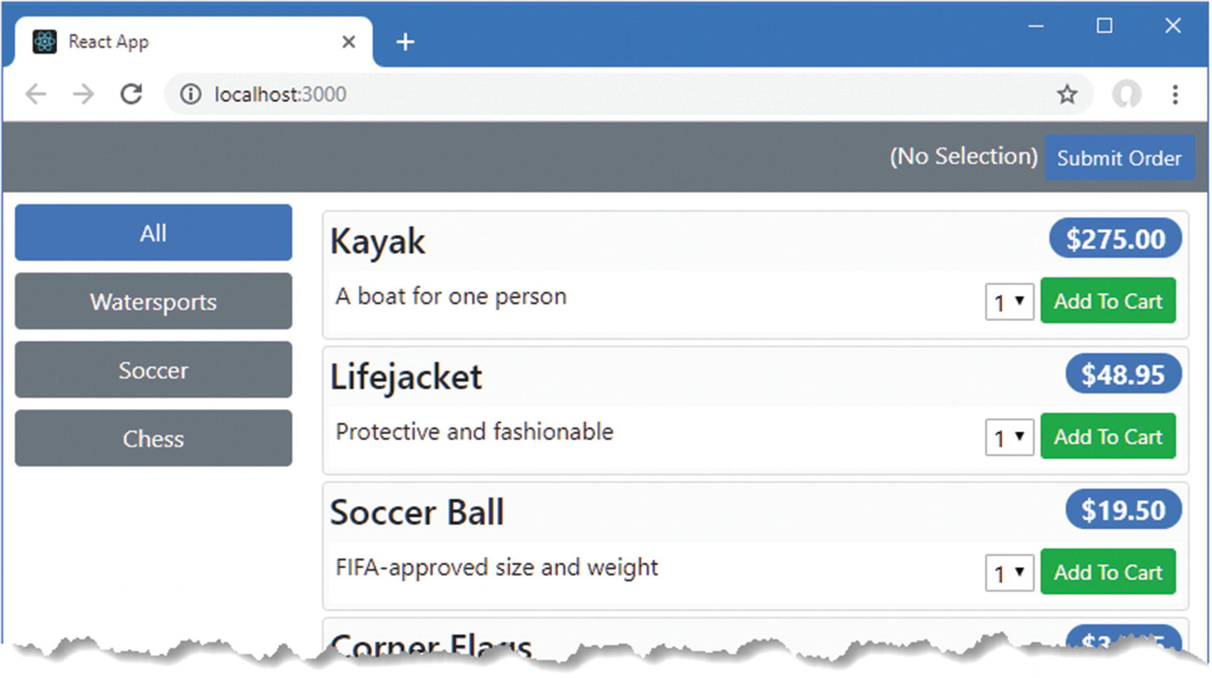 Creating a React App | SpringerLink
