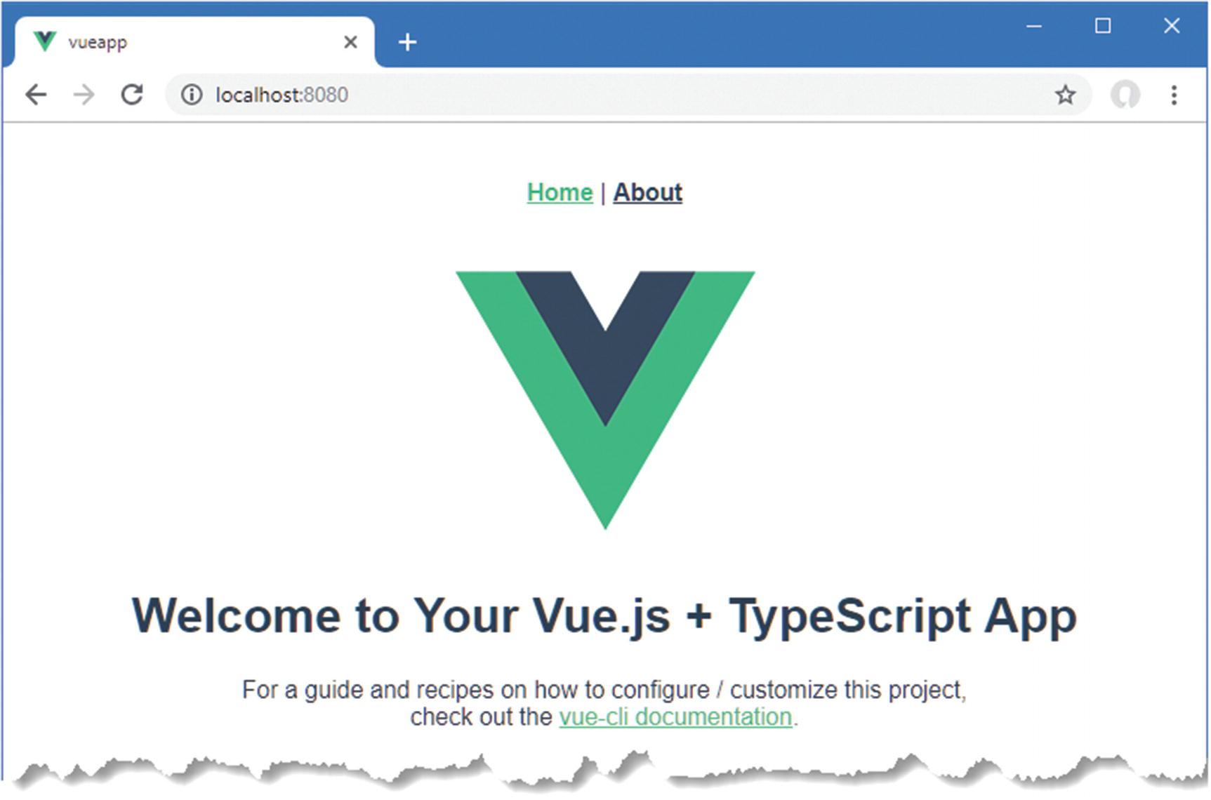 Creating a Vue js App, Part 1   SpringerLink