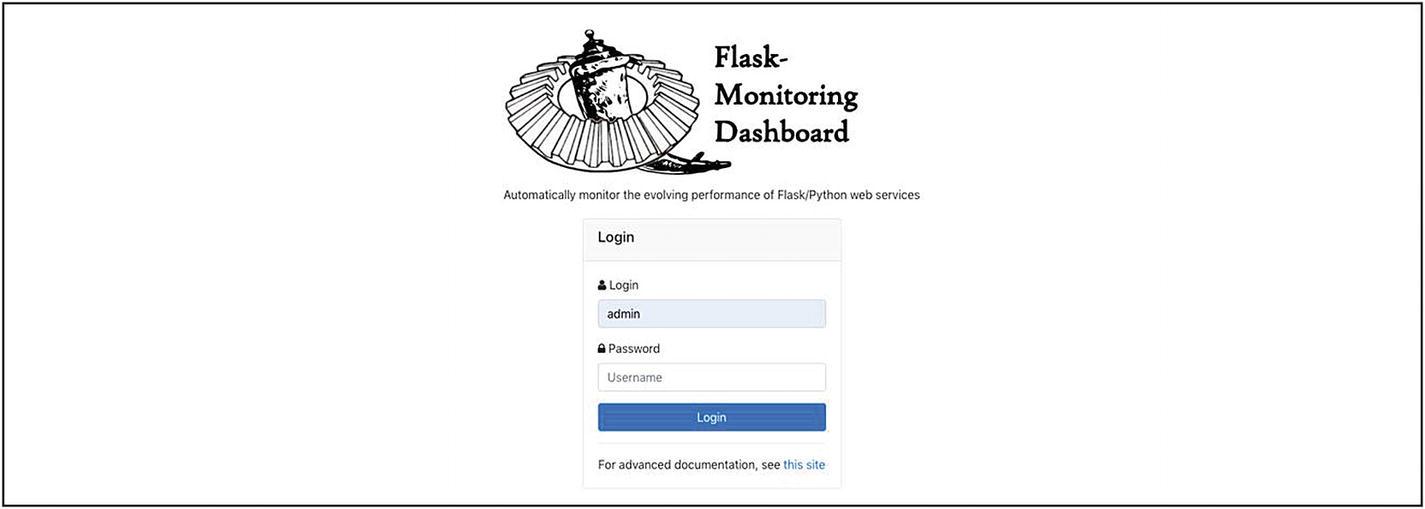 Monitoring Flask Applications | SpringerLink