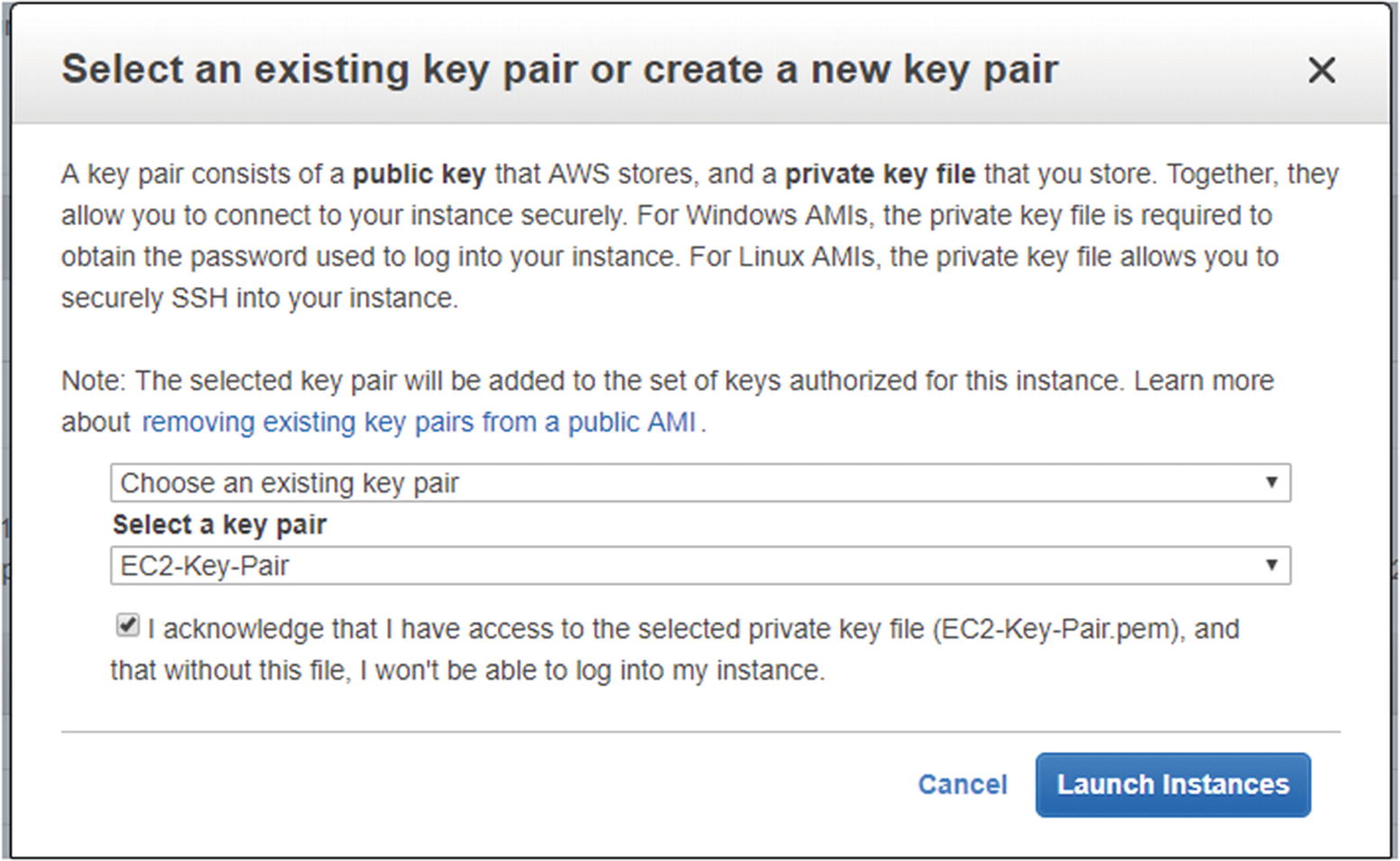 Installing a Docker Host on an Amazon EC2 Instance