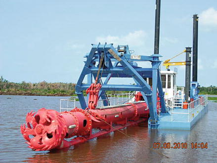 Dredging Practices and Environmental Considerations