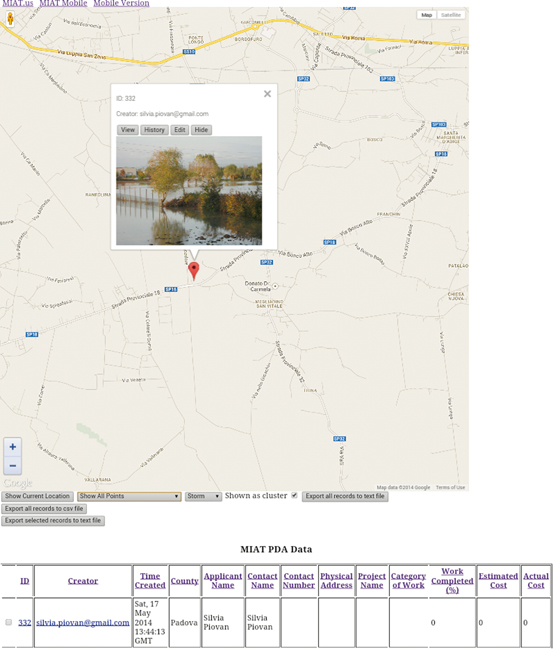 Application of mobile data capture with imagery support springerlink open image in new window ccuart Images