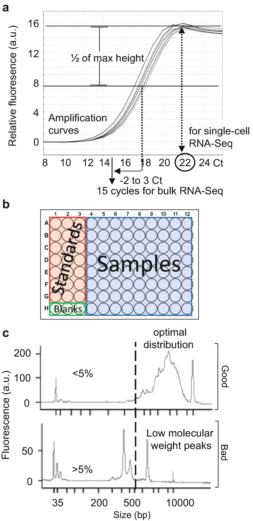 A Sensitive and Integrated Approach to Profile Messenger RNA