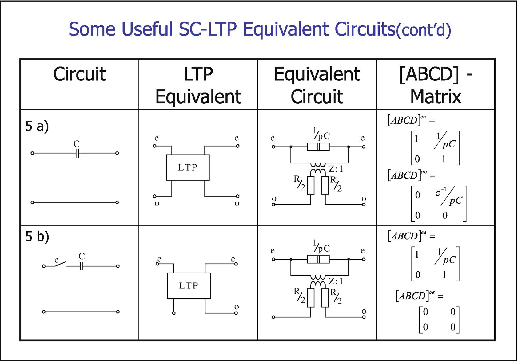 Ab C D Circuit Diagram - Wiring Diagrams Value Ab C D Circuit Diagram on