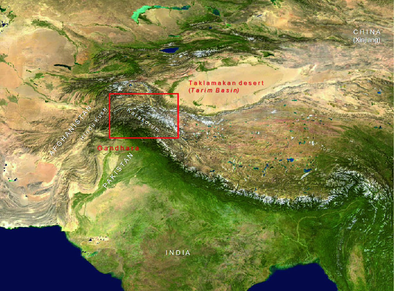 Routes Beyond Gandhara Buddhist Rock Carvings In The Context Of The Early Silk Roads Springerlink