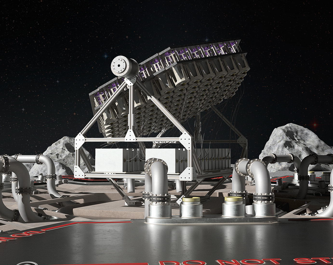 The Multipurpose Lunar Base as a First-Line Biosphere
