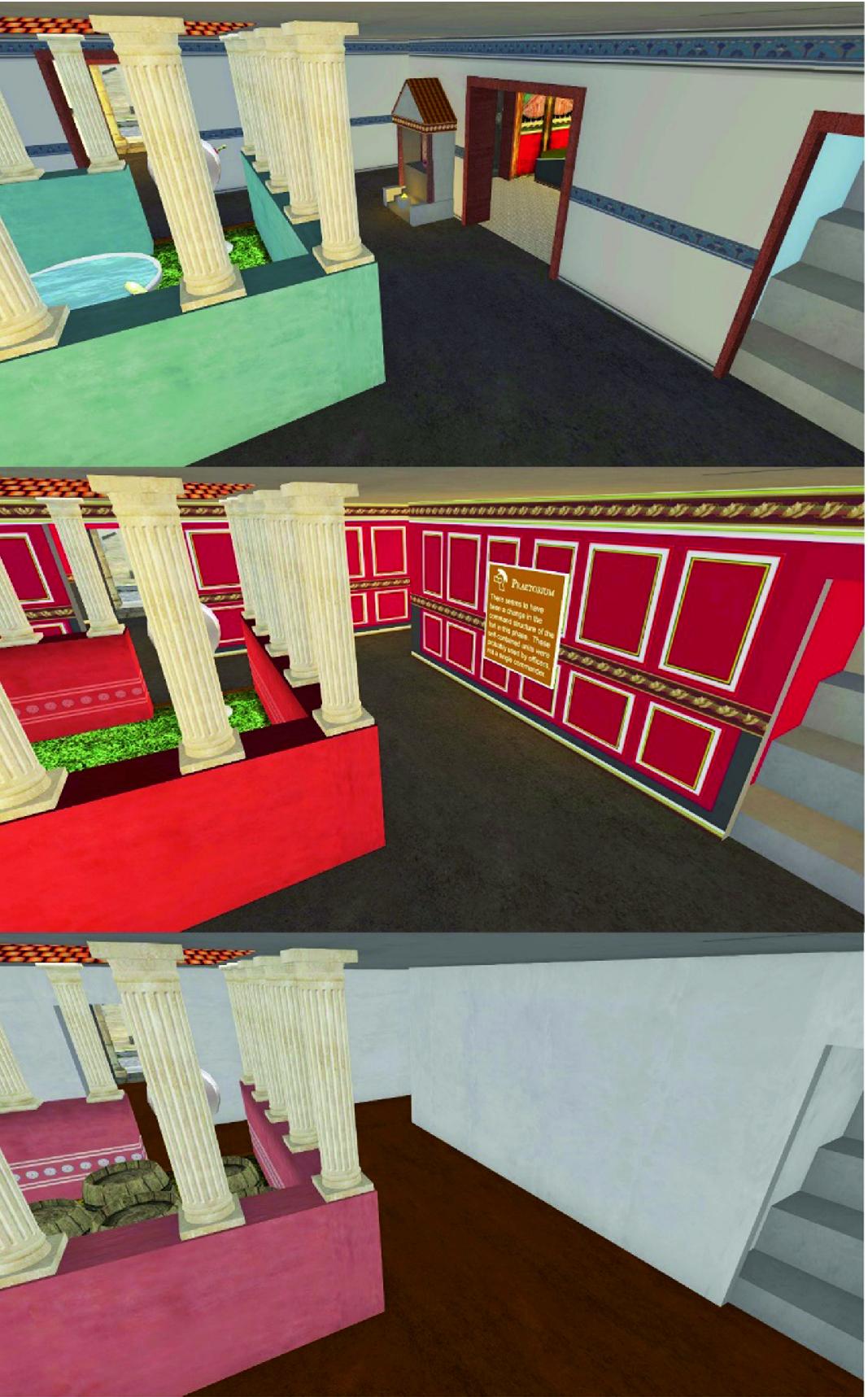 Virtual World Representation of Family Homes | SpringerLink