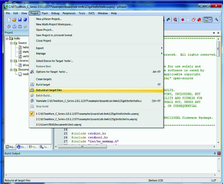 Introduction to Tiva C MCU LaunchPad™—TM4C123G | SpringerLink