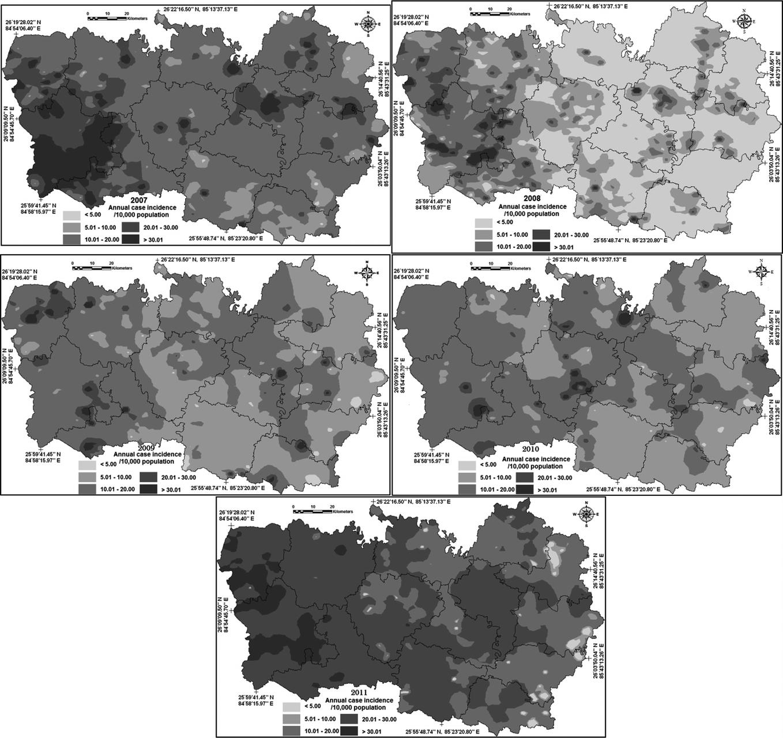 Spatial Statistics and Public Health Events | SpringerLink