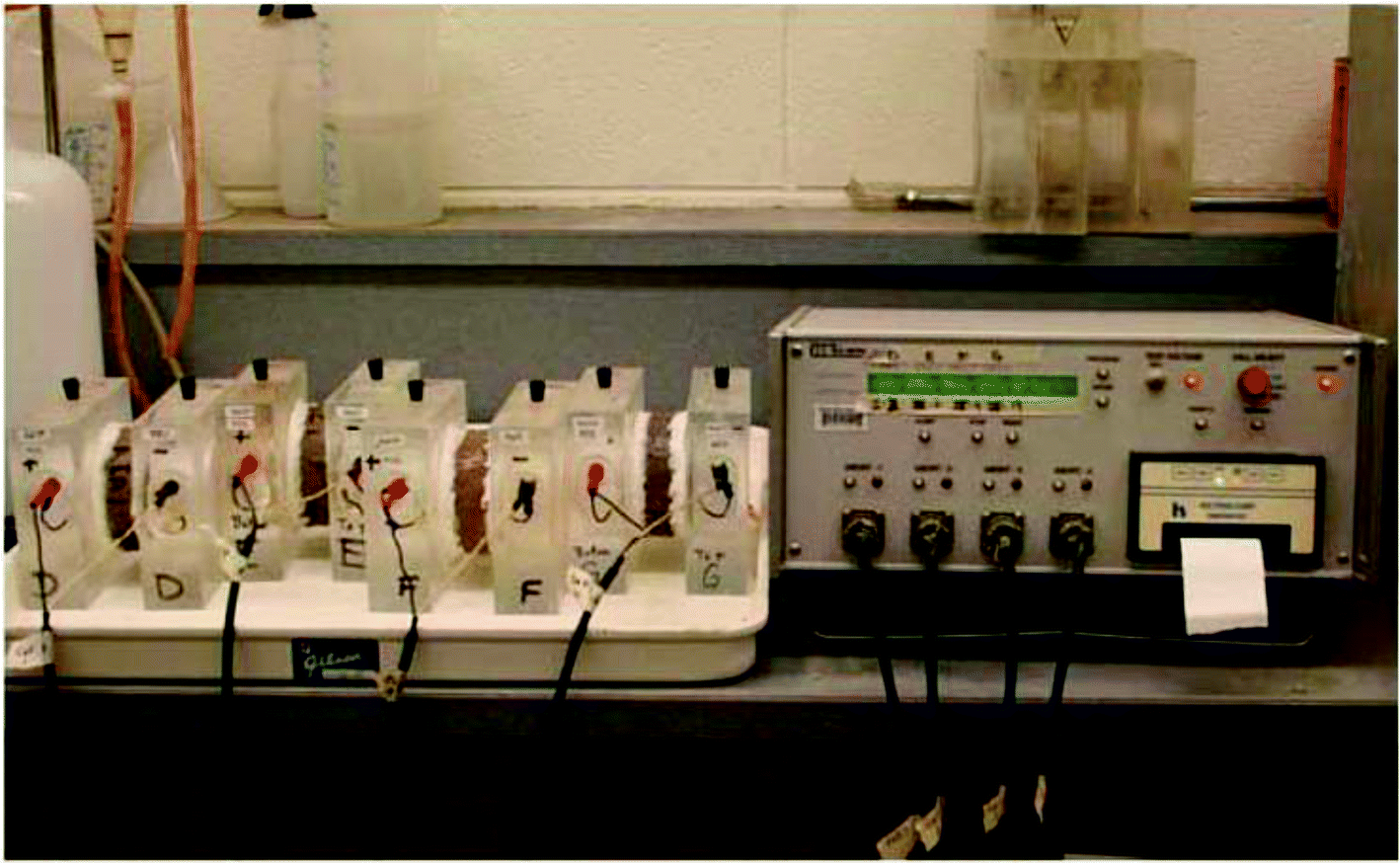 rapid chloride permeability test procedure